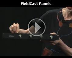 FieldCast Panels