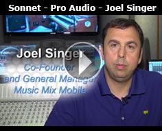Sonnet Stories - Pro Audio - Featuring Joel Singer, GM Music Mix Mobile