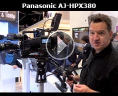 IBC 2015 - Panasonic AJ-PX380
