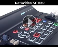 Datavideo SE-650 4 Input HD digital video switcher