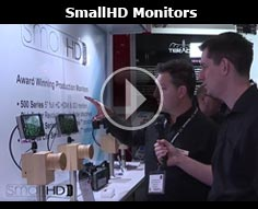 SmallHD Monitors