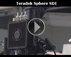 IBC 2016 - Teradek Sphere