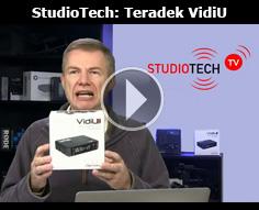 StudioTech - The Teradek VidiU streaming device