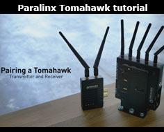Pairing a Paralinx Tomahawk | Arrow-X Transmitter and Receiver