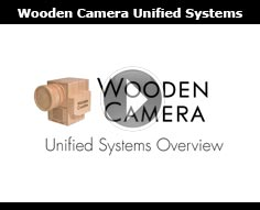 Wooden Camera Unified Systems Overview