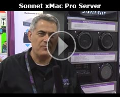 xMac Pro and Thunderbolt: Sonnet Technologies at NAB 2014