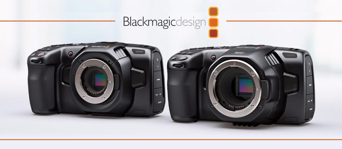 CINE Kits: Pocket Cinema Camera 6K