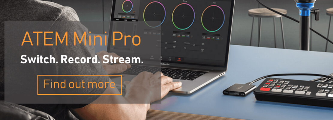 What's the difference between the ATEM Mini and the ATEM Mini Pro