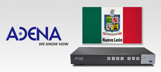 Simple and Intuitive E-Learning with ADENA in Mexico