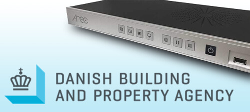 Building a perfect mobile set for the Building Agency, Denmark