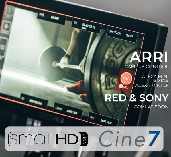 SmallHD Cine 7