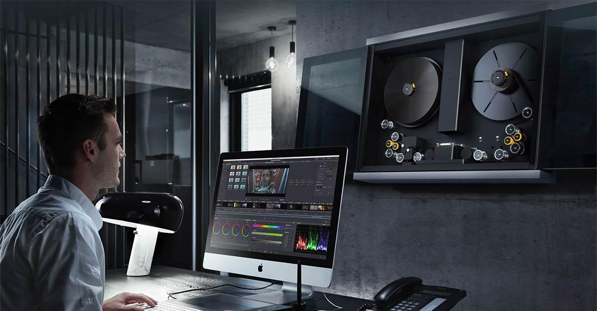 Blackmagic Design Announces Cintel Scanner 2