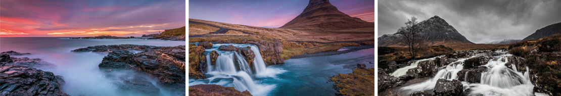 Filter Tips: Neutral Density Filters and Landscape Photography