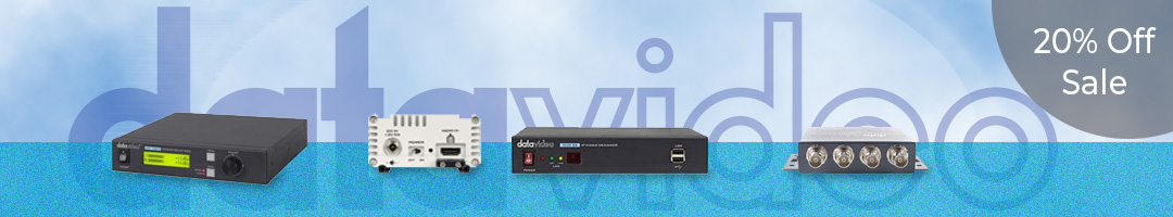 Datavideo Converters and Decoders