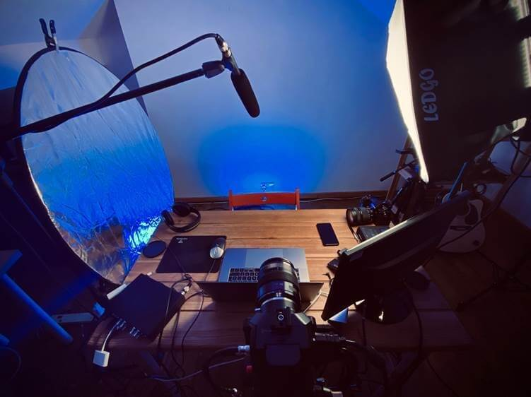 Home Lighting Setup for Streaming