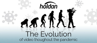 Holdan 2021 | The Evolution of video throughout the pandemic