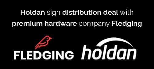 Holdan appointed by Fledging as the exclusive distributor for Europe