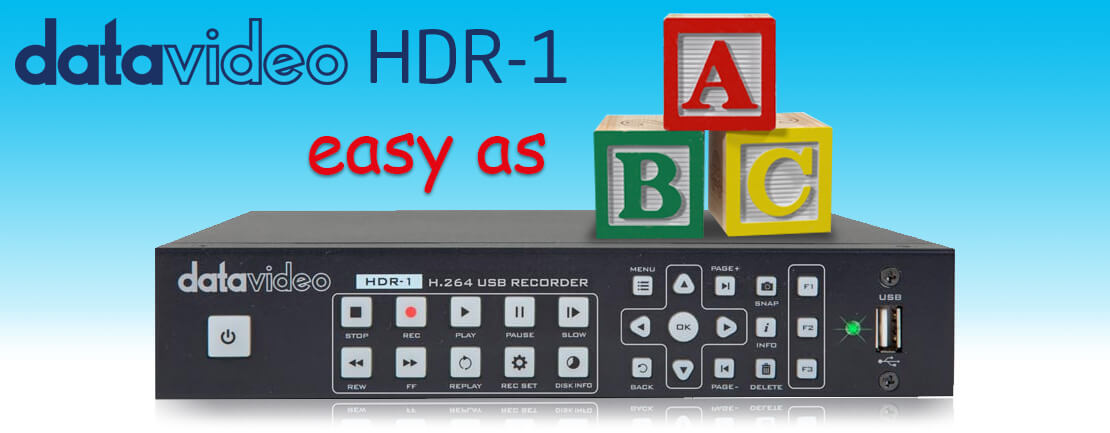 The world's easiest HD recorder?