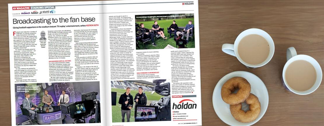 AV Magazine - Stadiums Special