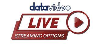 Live-streaming with Datavideo