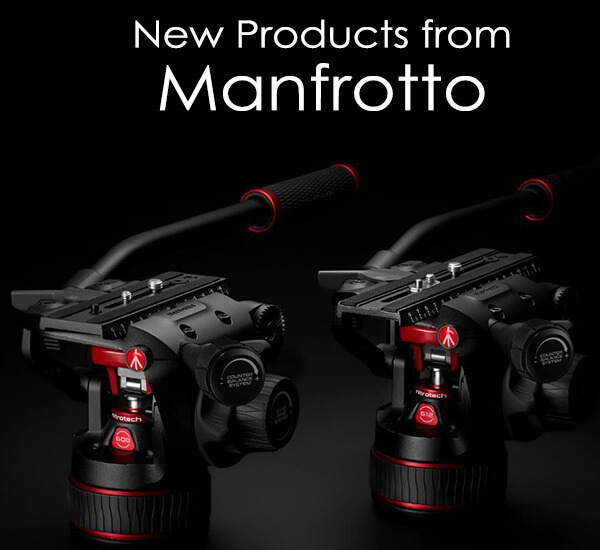 New from Manfrotto