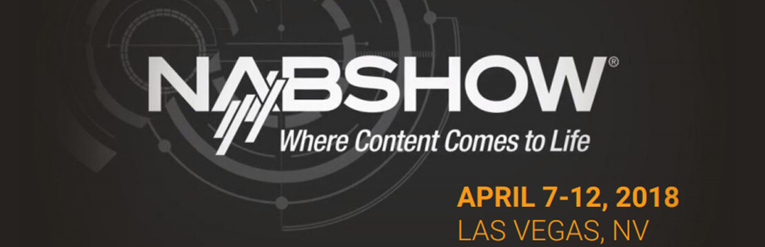 What's new at NAB 2018?