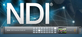 Bridging the NDI gap to ATEM: Blackmagic in the IP World