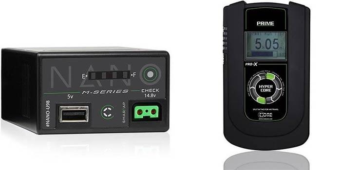 Powering a Sony FS7 - Core