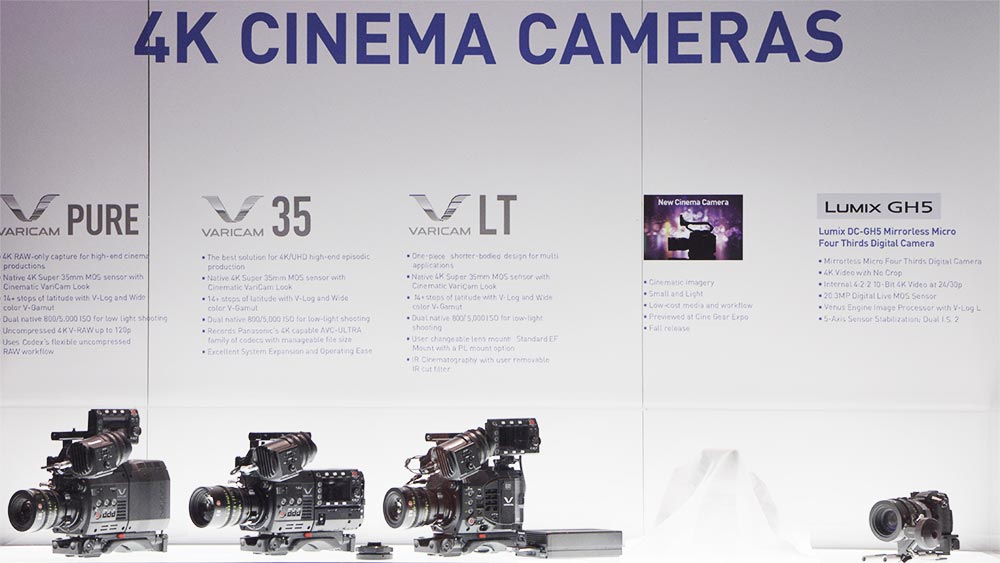 Panasonic Mystery Camera