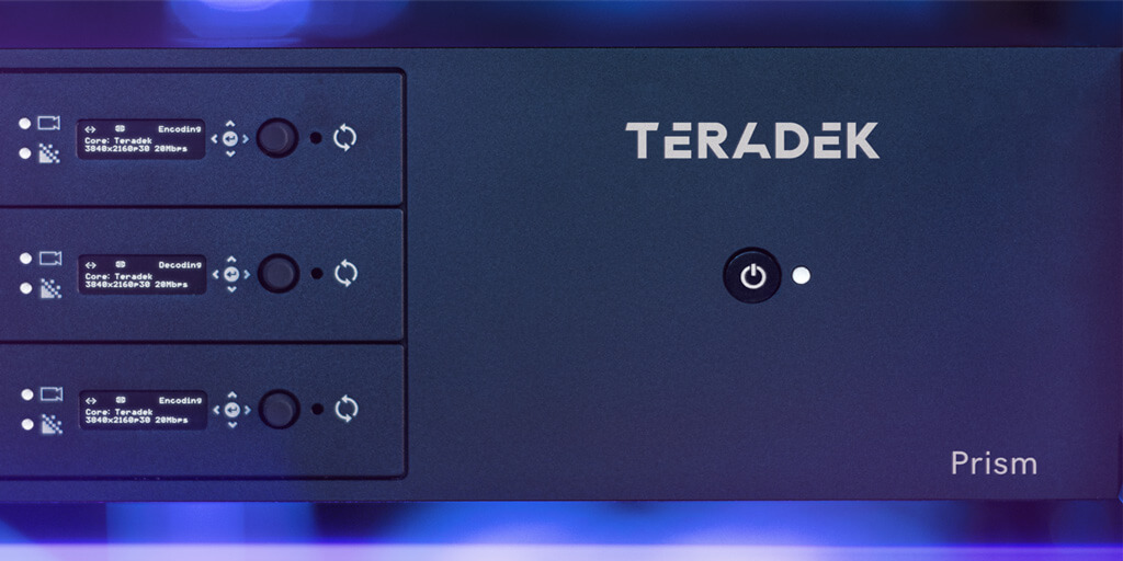 Teradek Prism: the challenger broadcast encoder