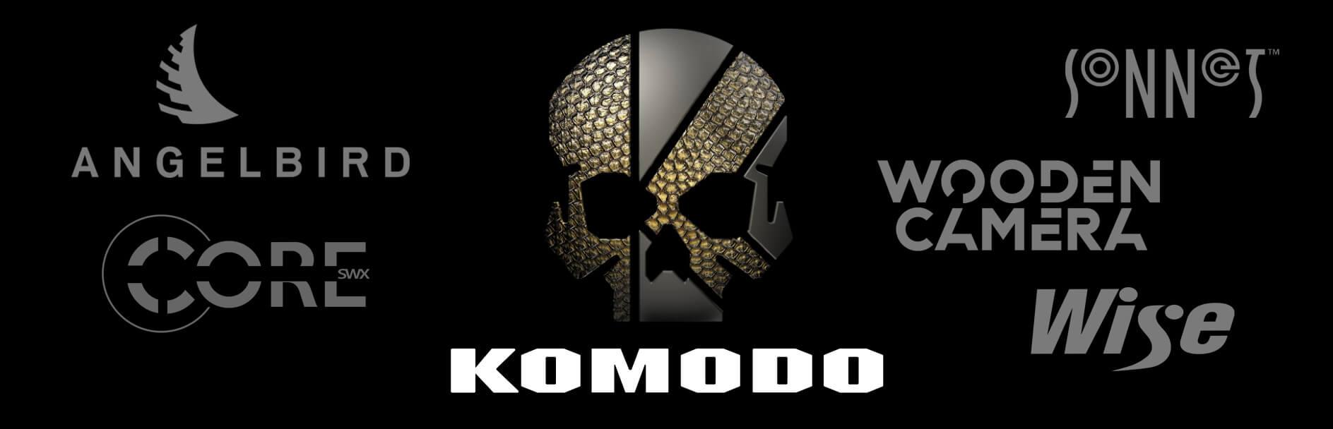 Rigging the Komodo