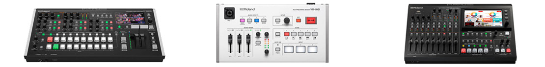 Roland Mixers - 9 Things you should know
