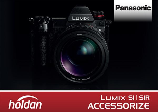 Lumix S1 | S1R Accessorize