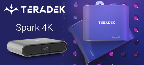 Go Cable-Free with the Spark 4K