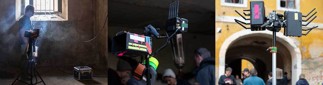 Defining national identity with Teradek Bolt