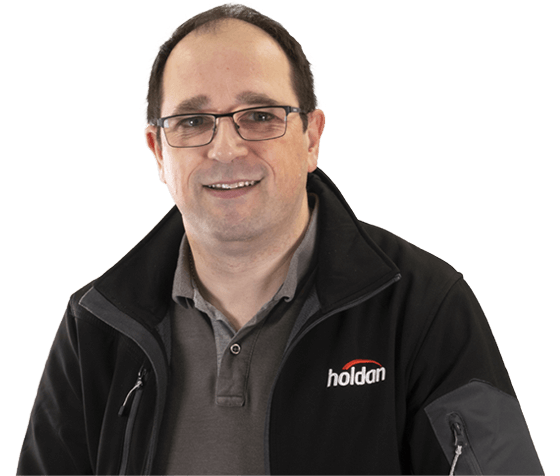 Tony Benson Technical Sales Specialist at Holdan