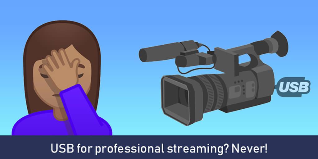 Hoe maak je van je professionele camera een professionele webcam