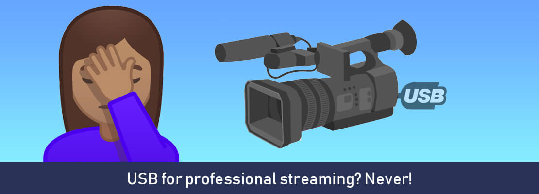 How to turn your professional camera into a Webcam