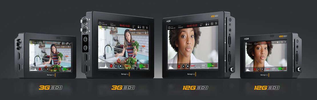 What's the difference between Video Assist 3G and 12G?