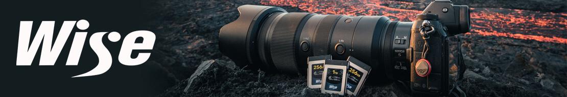 Nikon Z Creator's Volcano Diaries with Wise Advanced
