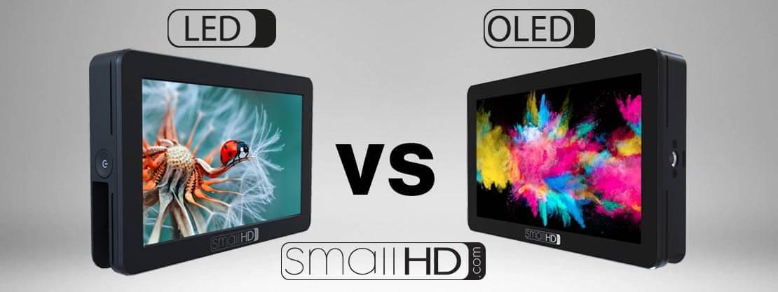 LED vs. OLED