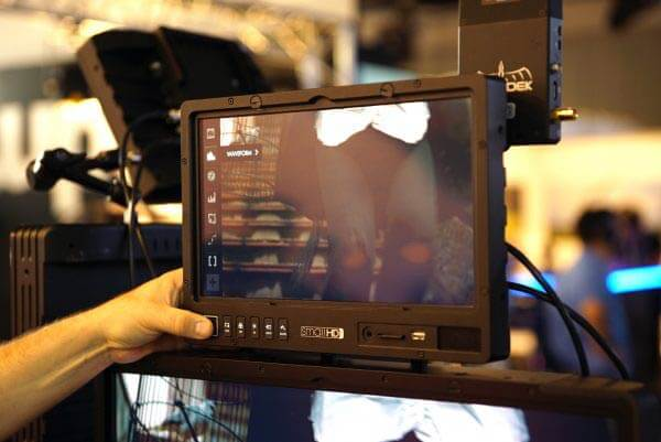 News Shooter: IBC 2016: First look at the SmallHD 13
