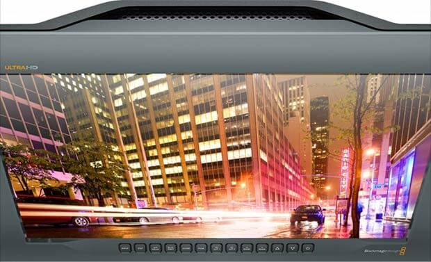 4K: A Review of the Blackmagic SmartView 4K Ultra HD Broadcast Monitor by Stephen