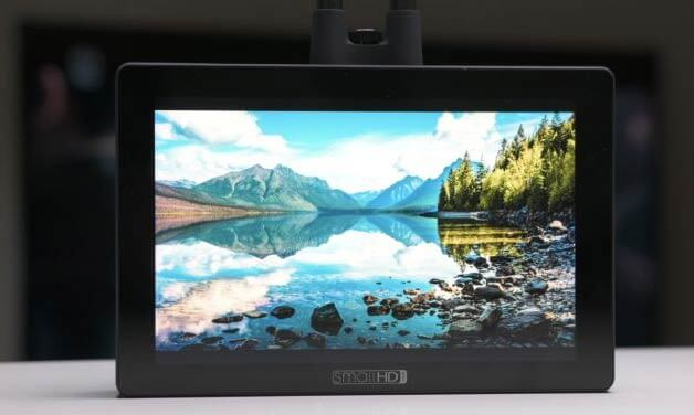 SmallHD Cine 7 500 TX Monitor Review by Matthew Allard - Newshooter