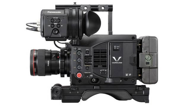 Cinema5D: Panasonic VariCam LT is a Lightweight High-End 4K Cinema Camera by  Sebastian Wöber