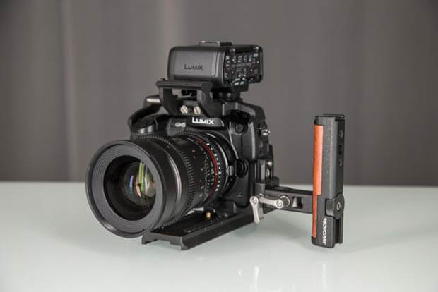 Cinema5D: GH5 Cage Review & Shootout by Jakub Han