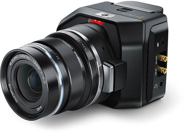 Provideo Coalition: 4K Micro Studio Camera Review by Brian Hallett