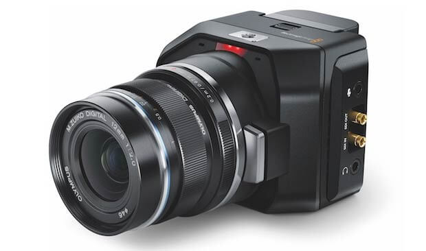 RedShark Mini-Review: Blackmagic Micro Studio Camera 4K by RedShark