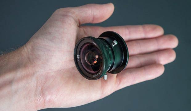 Cinema 5D: SLR Magic 8mm f/4 Review by Jakub Han