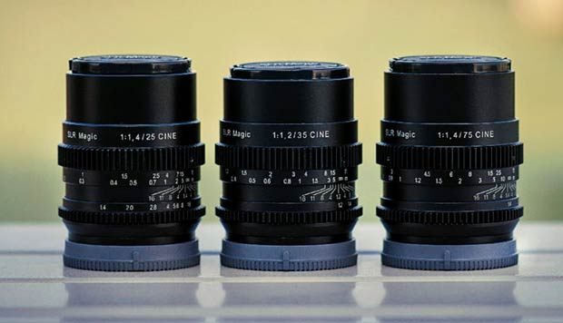 SLR Magic CINE 35mm f/1.2 and 75mm f/1.4 - A Battle With Samyang Counterparts by Sony Alpha Rumors